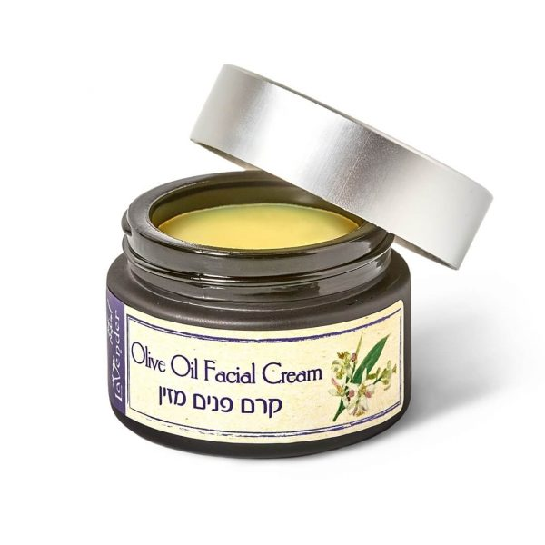 olive oil face cream